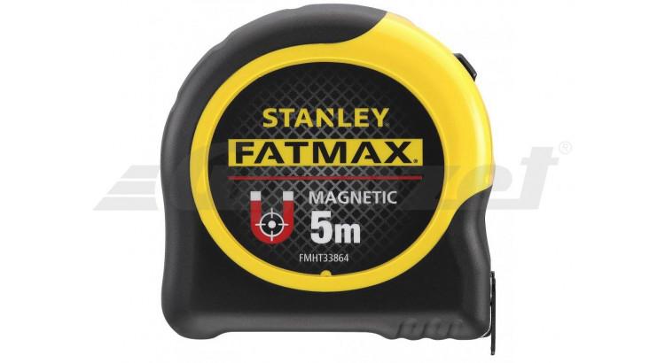 Stanley FMHT0-33864 Metr svinovací s magnetickým háčkem 5m