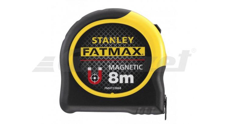 Stanley FMHT0-33868 Metr svinovací s magnetickým háčkem 8 m