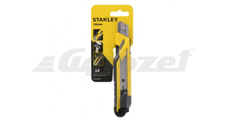 Stanley STHT10266-0 Nůž Standard pro odlamovací čepele 18 mm na kartě