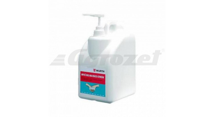 WÜRTH mycí gel citron 5 l