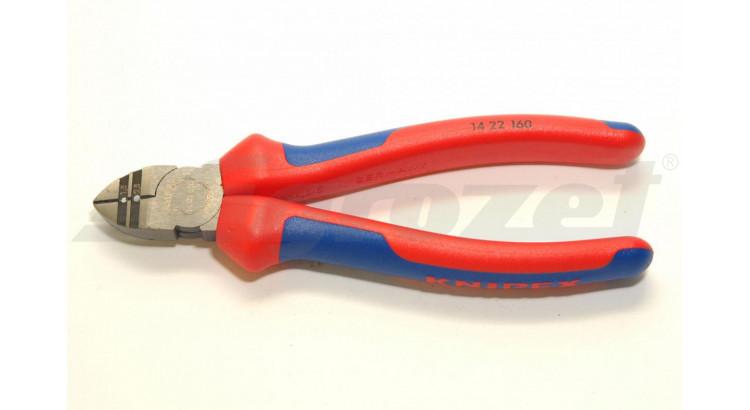 Knipex 1422160 Kleště boční odizolovací 1,5 - 2,5