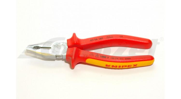 Knipex 0306810 Kleště kombinované do 1000V