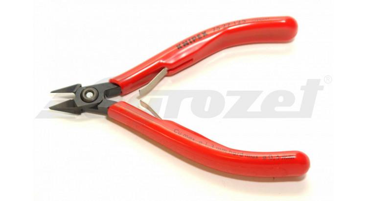 Knipex 7522125 Boční štípací kleště pro elektroniku