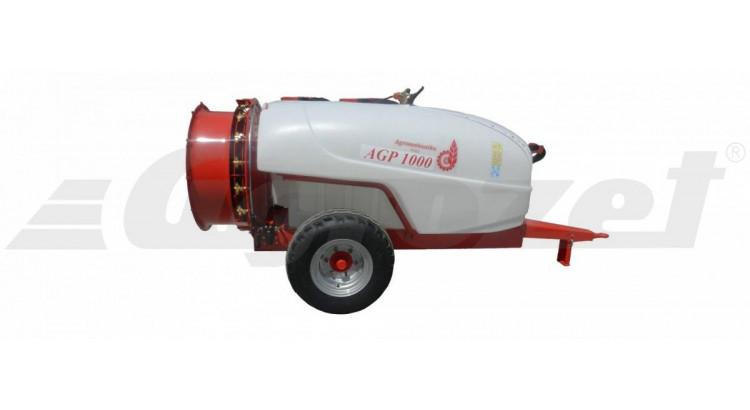 Tažené rosiče AGP 1000 - 2000 EN