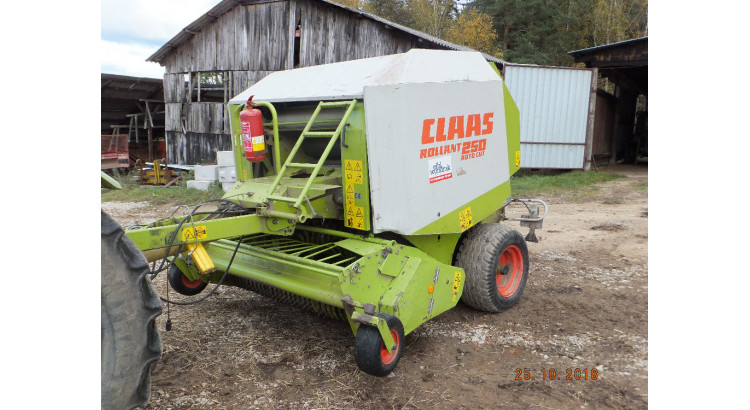 Lis Claas Roland 250 RC