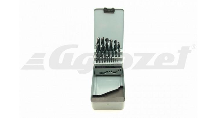 Magg 26025 Sada vrtáků HSS (25ks/1,0-13,0mm) plech
