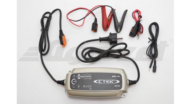 Ctek MXS 10 Nabíječka baterií