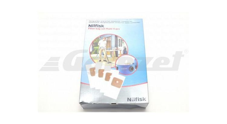 Nifilsk 107402336 Sáčky filtrační pro Multi 20,30 4ks