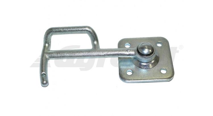 UZP030 Uzávěr bočnic pákový pravý 140 mm