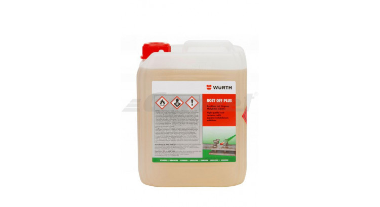 Würth 0890300 Odrezovač ROST-OFF Plus 5L