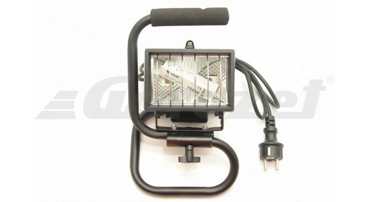 Extol 82788 Světlo halegonové 150 W přenosné s podstavcem