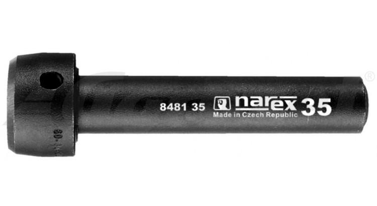 Narex Bystřice 848118 Výsečník tyčový s hlavicí 18mm