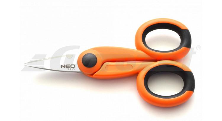 Neo tools 01-511 Nůžky na kablíky a izolaci