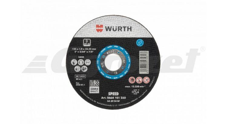 Würth 0664101151 Kotouč řezný 115x1,6