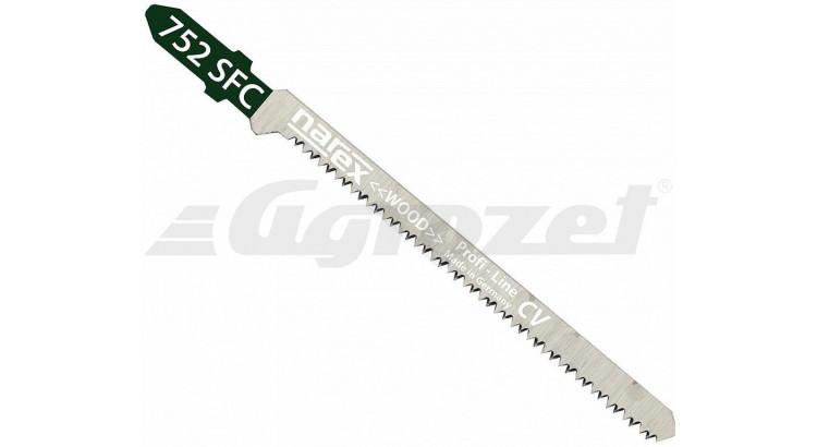 Narex 7911182 pilové plátky 100mm CV na dřevo (křivky) 3ks