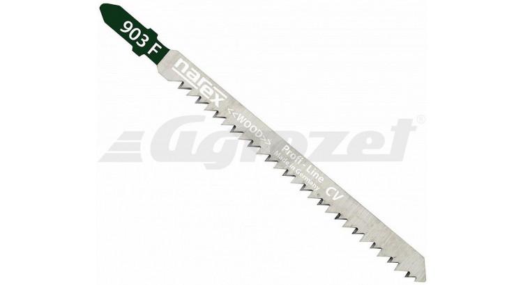 Narex SBN 903 F pilové plátky 115mm CV na dřevo (rovný řez) 3ks
