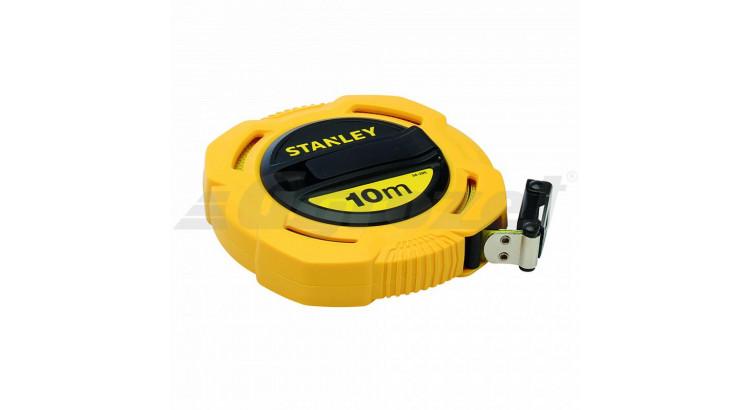 Stanley 0-34-295 Pásmo uzavřené s plastovou páskou 10 m