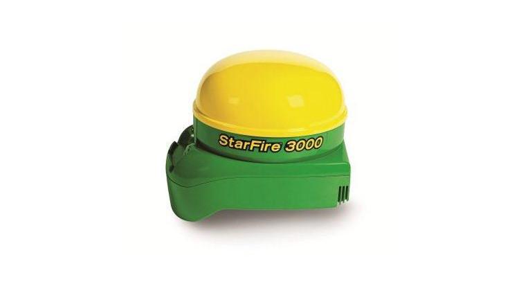 Přijímač John Deere Starfire 3000