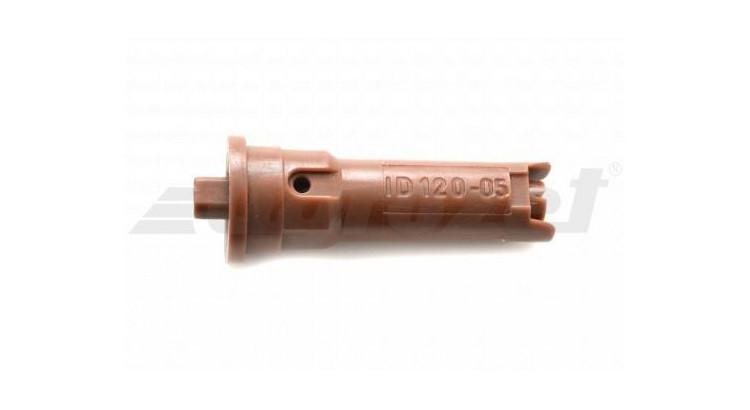 Tryska Lechler injektorová hnědá plastová