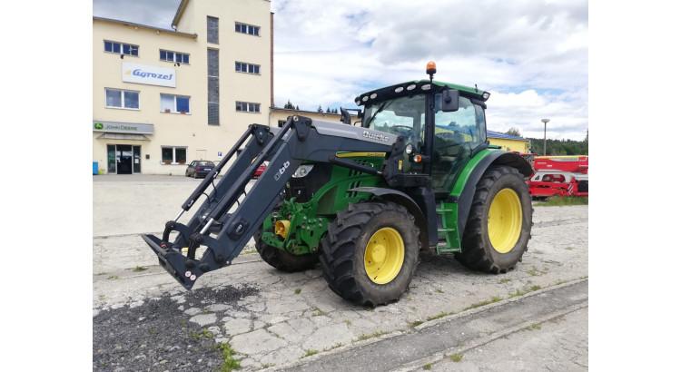 Traktor John Deere JD-6115R