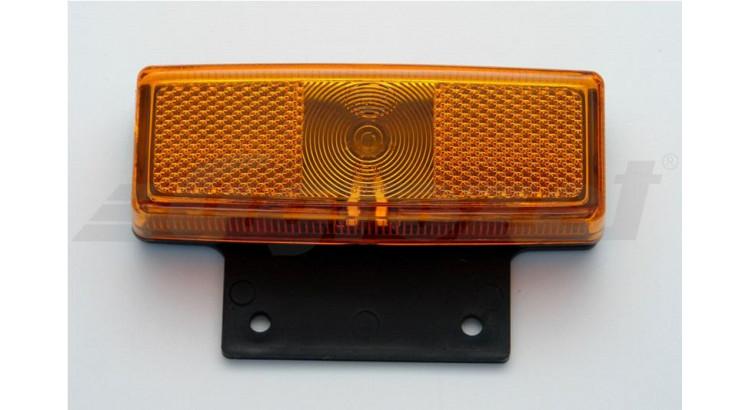 Svítilna poziční oranžová