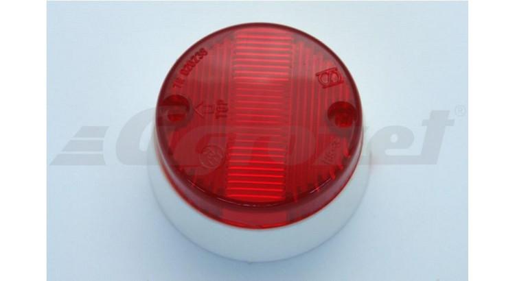 Kryt poziční svítilny červený