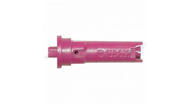 Tryska Lechler injektorová fialová plastová