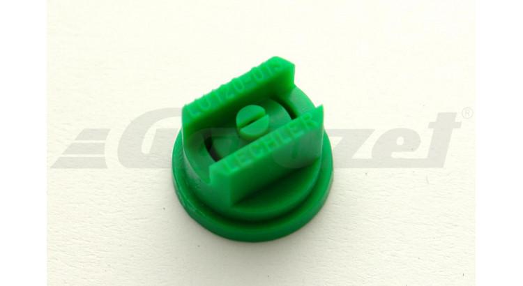 Tryska Lechler univerzální zelená plastová
