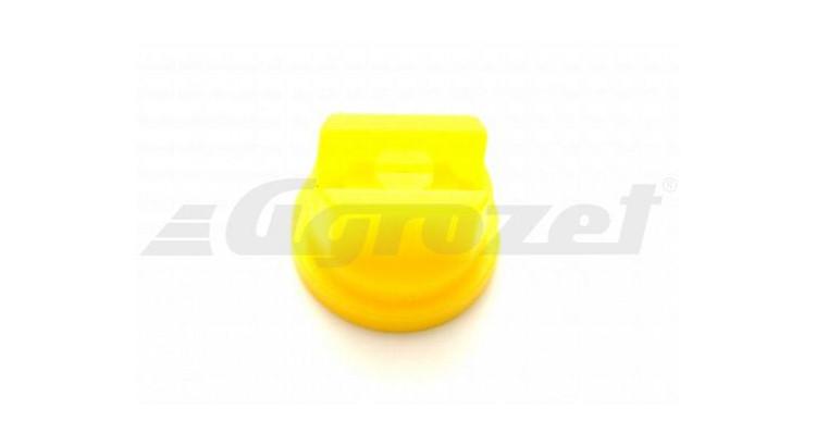 Tryska Lechler univerzální žlutá plastová