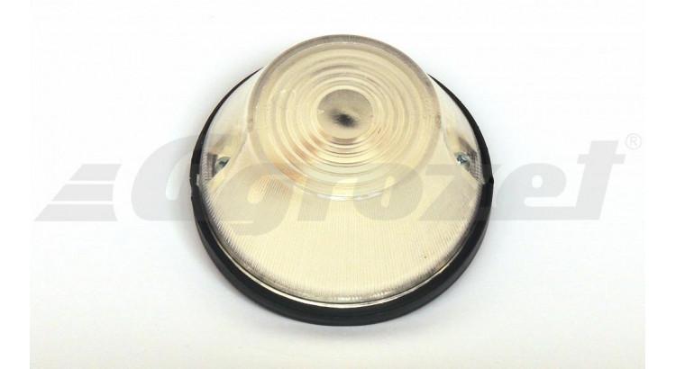 Jokon OSV037 Kulatá svítilna obrysová přední bílá vč. odrazky PLR 272