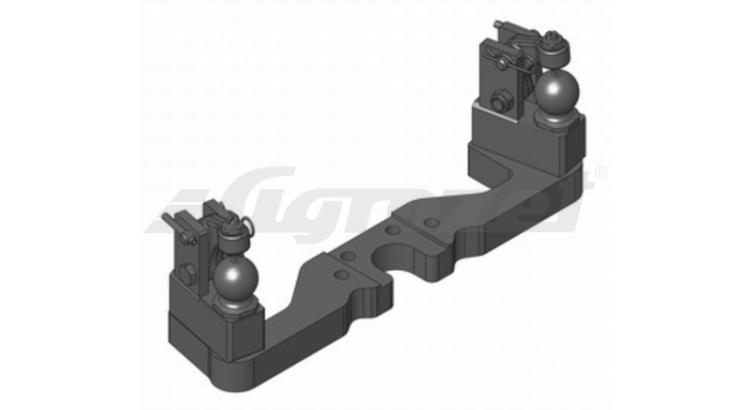 Konzola nuceného řízení K50 L+P, L=250mm pro 056
