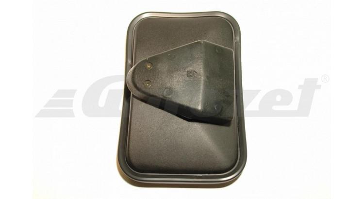 Zrcátko sférické nevyhřívané pomocné s plastovým držákem