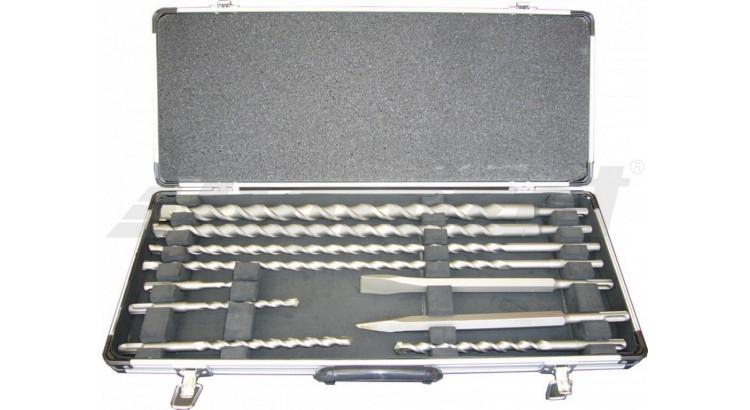 Makita D19174 Sada vrtáků a sekáčů SDS-Plus 10ks
