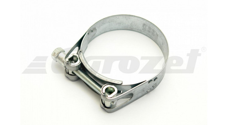 Spona GBS M 68-73 mm, šíře 25 mm (utahovací moment max. 35 Nm, dop. 20 Nm)