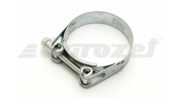 Spona GBS M 79-85 mm, šíře 25 mm (utahovací moment max. 35 Nm, dop. 20 Nm)