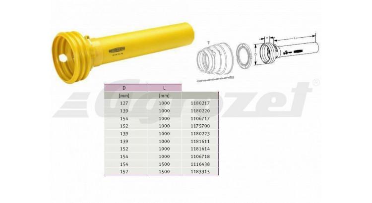 Kryt SD 25 vnější, 1000 mm, na W 2480