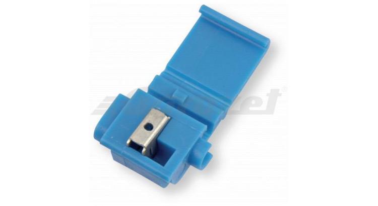Odbočka modrá 1 - 2,5 mm