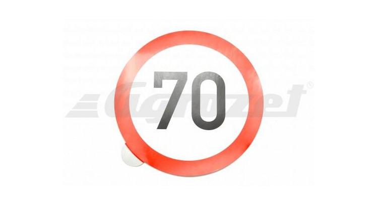 Samolepicí rychlost refl.tř. 1 70