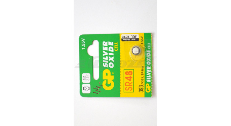 Baterie alkalická 1,55 V GP393
