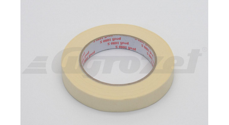 Páska maskovací zakrývací do 80 °C, 25mm x 50m