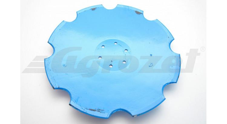 Disk zubatý 465x5 mm