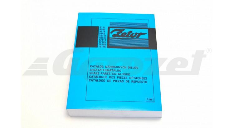 Katalog ND URII- B  Z 8111-16145  -3/86
