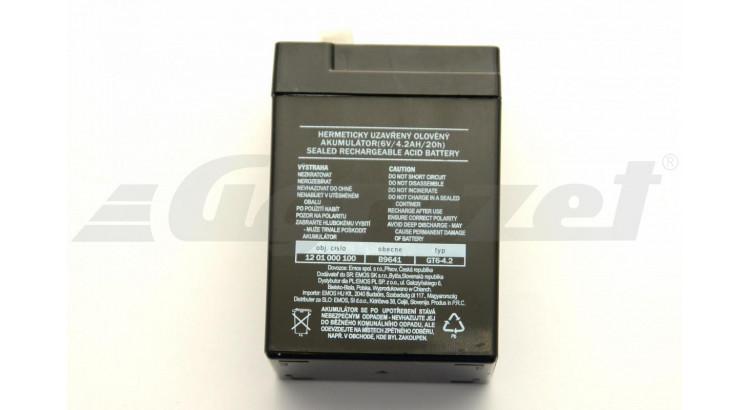 Akumulátor SLA 6 V B9641