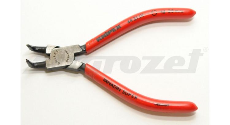 Knipex 4421J11 Kleště pro poj.kroužky vnitřní zahnuté 90°