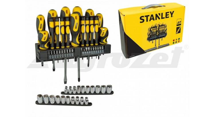 Stanley STHT0-62143 57dílná sada šroubováků