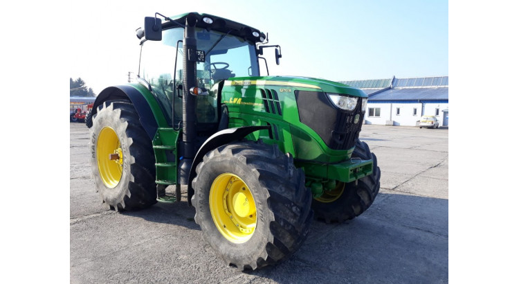 Traktor John Deere JD-6170R