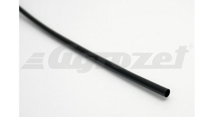 Bužírka smršťovací černá 12,7 mm