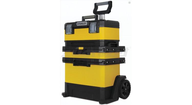 Stanley 1-95-621 kovoplastový pojízdný montážní box