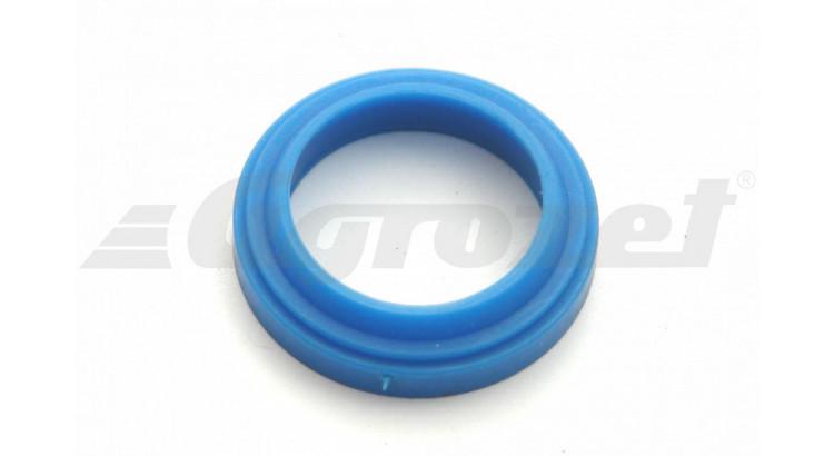 Kroužek stírací 35x43x4/7  hydraulický modrý AE47,  AU 90