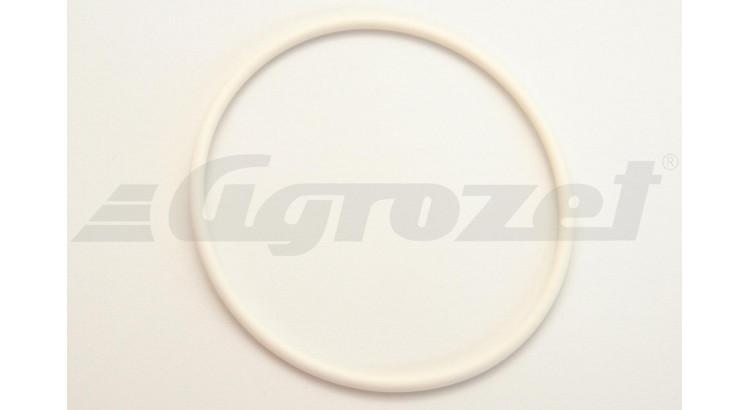 O kroužek silikon10x6 SI (5,6x2,3) 80 Sh ČSN 02 9280.2